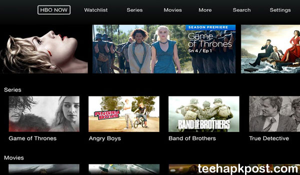 HBO Now For Windows