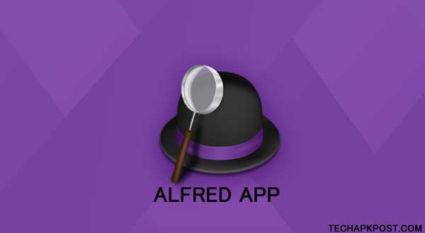 Alfred App for Windows 10
