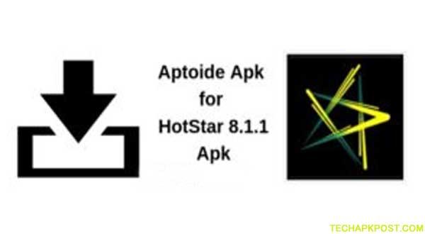 HotStar-Aptoide-Download